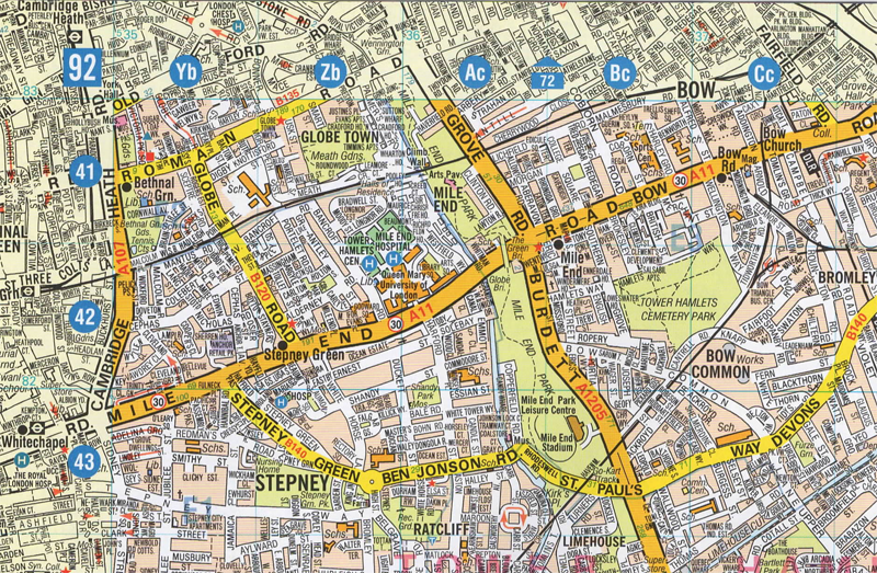 Additional Route Planning Questions